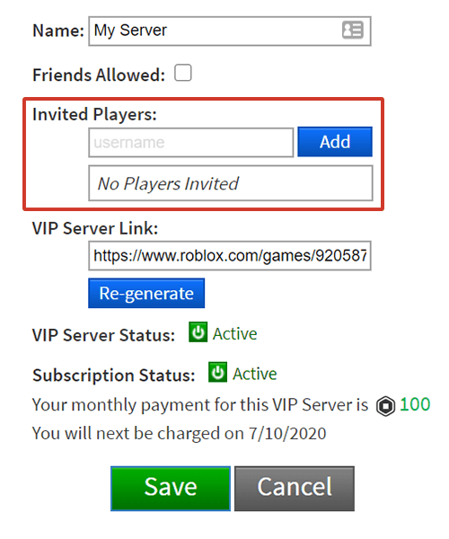 how to make a private sever-2