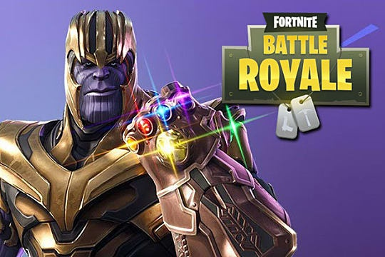 how to get thanos in fortnite-2