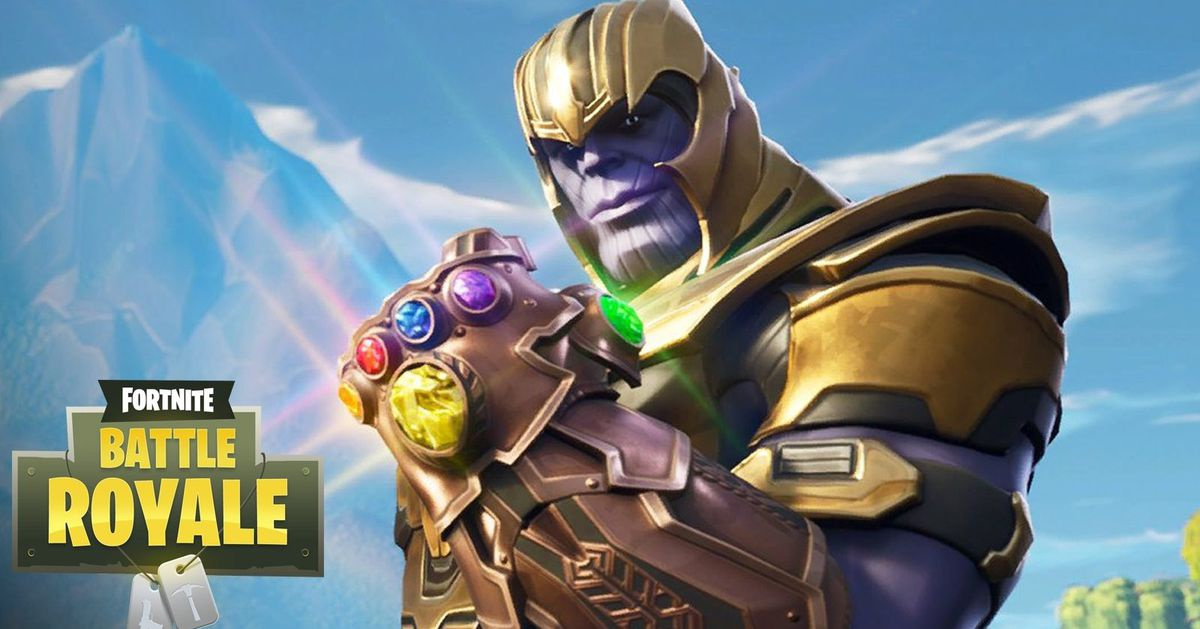 how to get thanos in fortnite-5