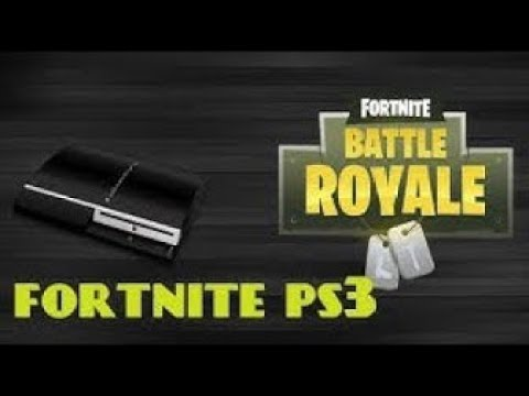 can you get fortnite on ps3-1