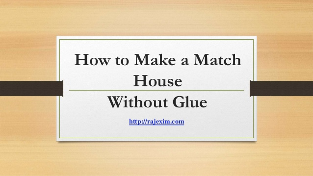 how to make match-6