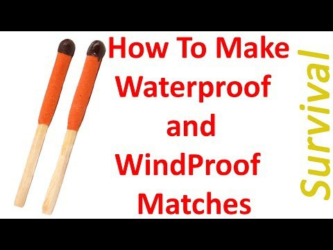how to make match-8