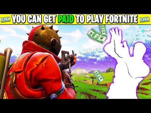 get paid to play fortnite-1