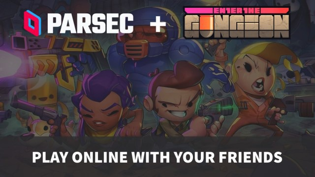 how to play enter the gungeon online-0