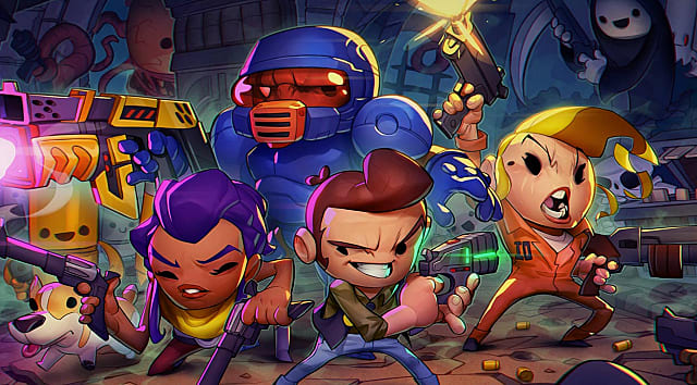 how to play enter the gungeon online-1
