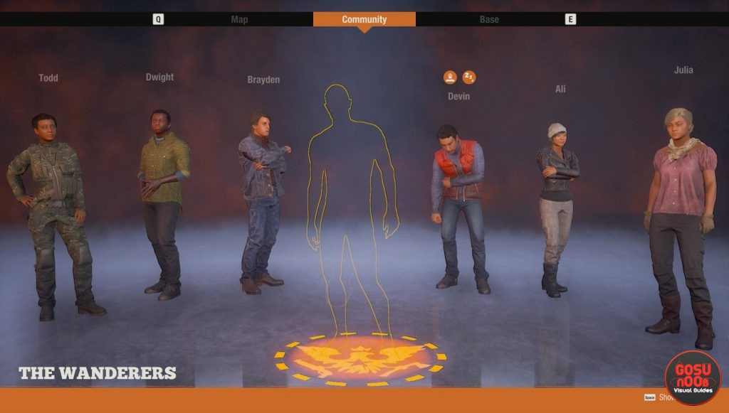 state of decay 2 promote leader-0