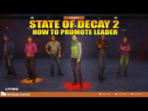 state of decay 2 promote leader-3