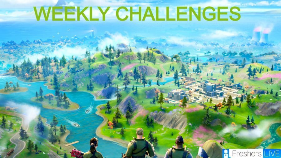 fortnite daily challenge reset time-4