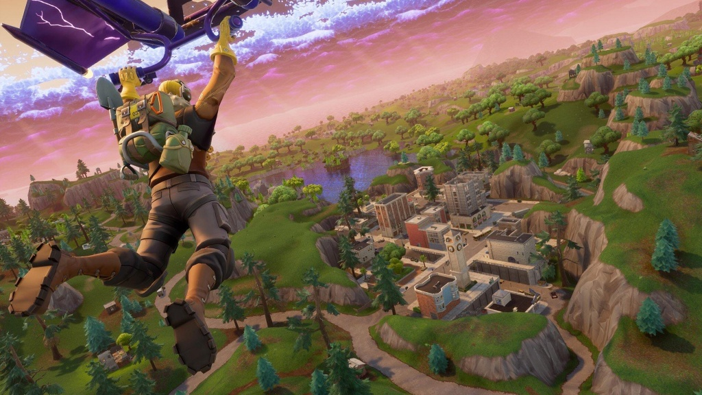 fortnite daily challenge reset time-5