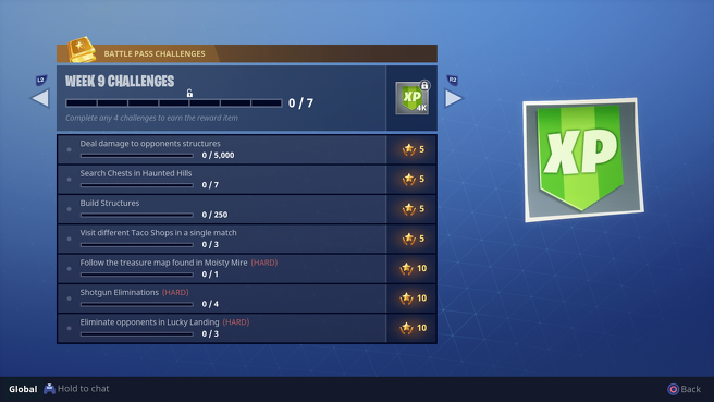 fortnite daily challenge reset time-6