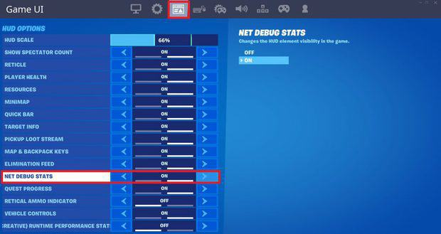 how to show ping in fortnite pc-1