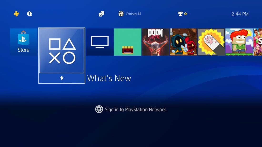 sign in to playstation network ps4-1