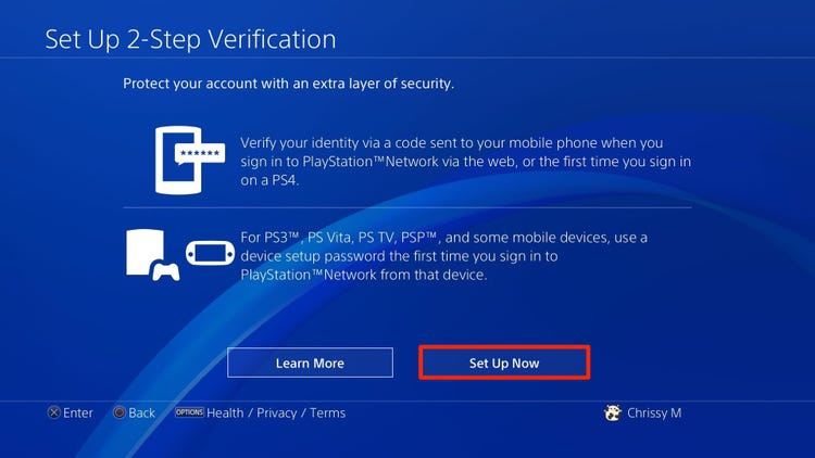 how to sign into playstation network-2