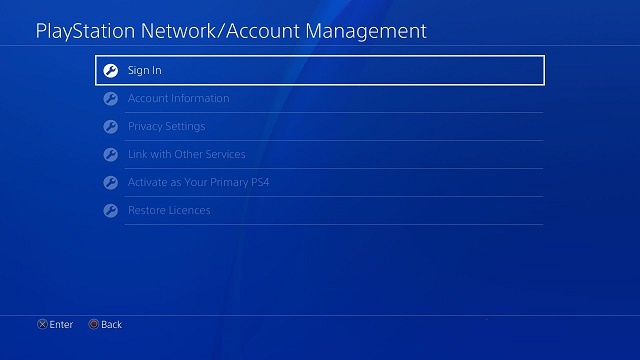 how to sign into playstation network-5