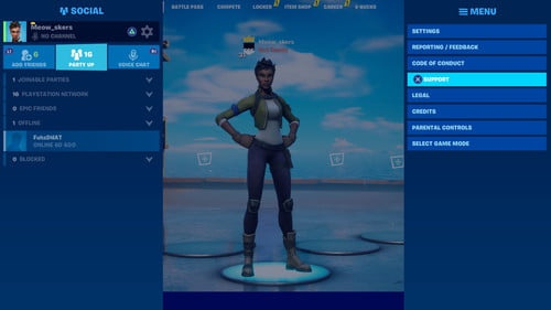 how to logout of fortnite on xbox-0
