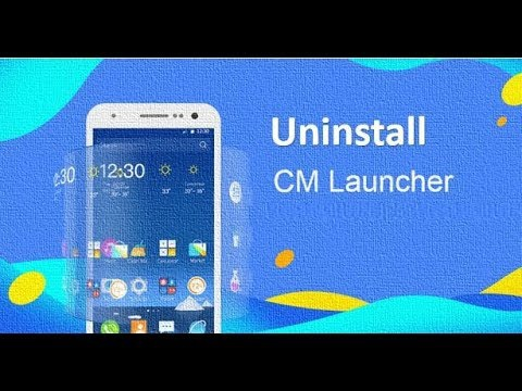 how to uninstall in launcher-5