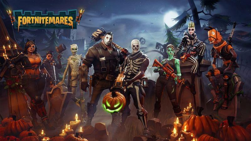 fortnite halloween event end date-5