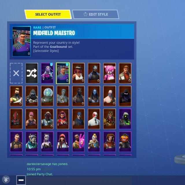 sell your fortnite account-7