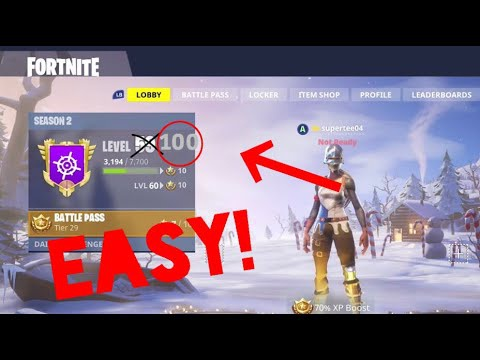 best way to get xp in fortnite-1