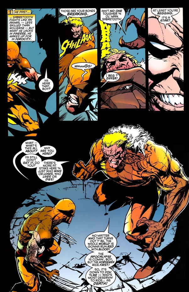 how does wolverine get his claws back-3