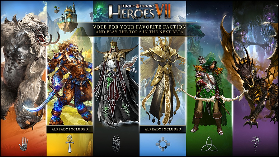 heroes of might and magic 7 factions-4