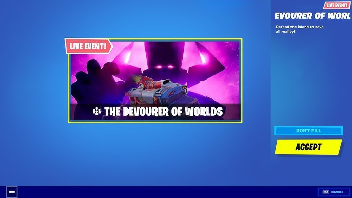 when is the next fortnite live event-3