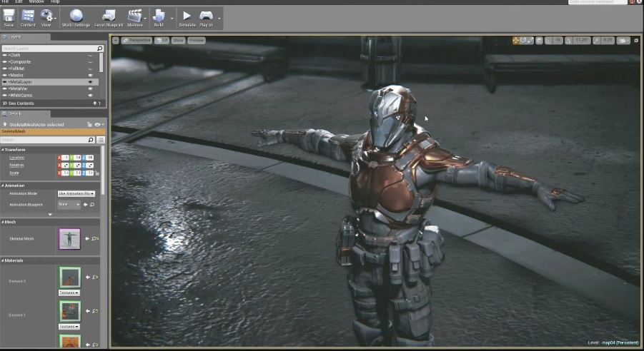 who owns unreal engine-0