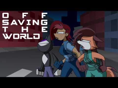 off saving the world-0