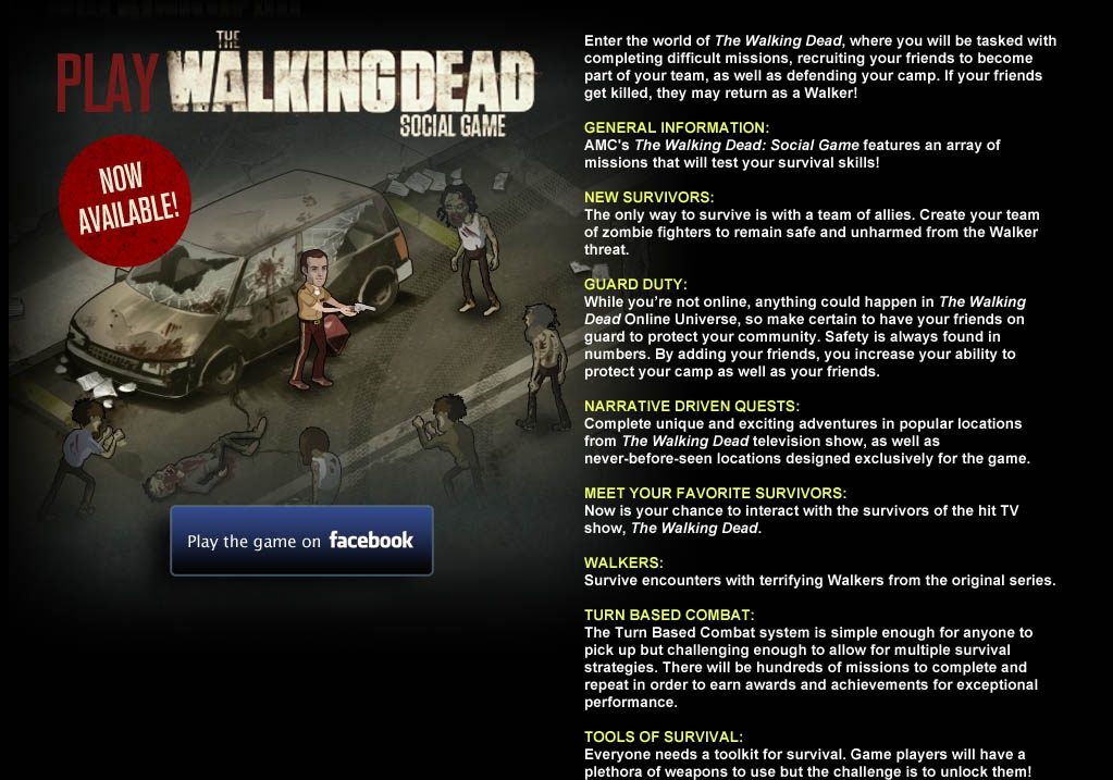 walking dead games online-2