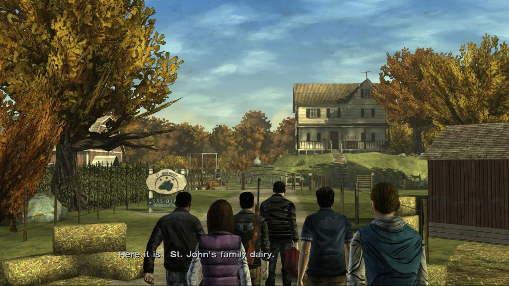 walking dead games online-7