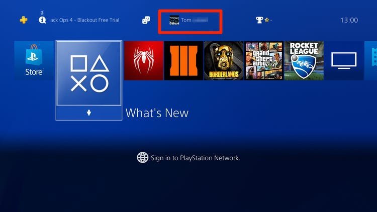 how to change your gamertag on ps4-9
