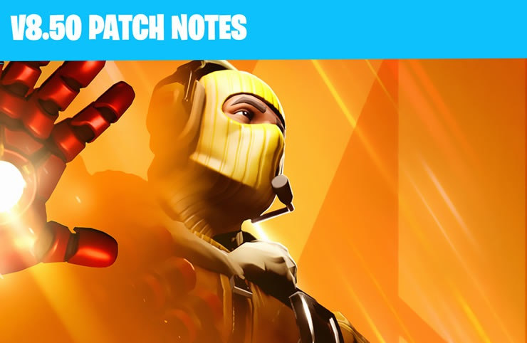 fortnite 8.50 patch notes-1