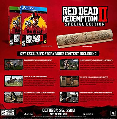 red dead redemption 2 special edition-1