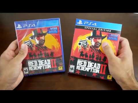 red dead redemption 2 special edition-5
