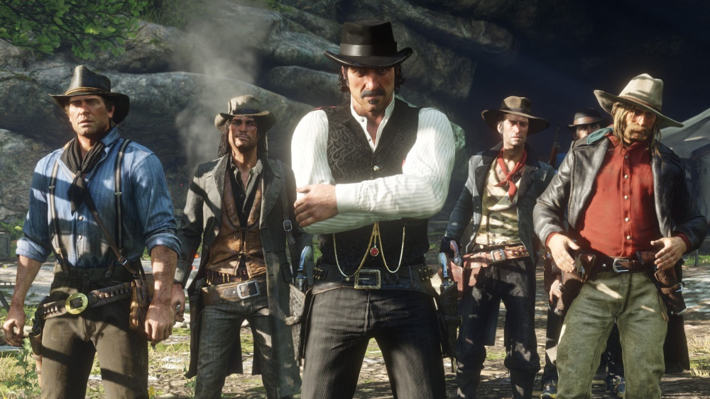 red dead redemption 2 game of the year-7