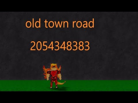 roblox id for old town road-1
