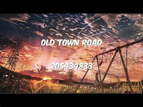 roblox id for old town road-7