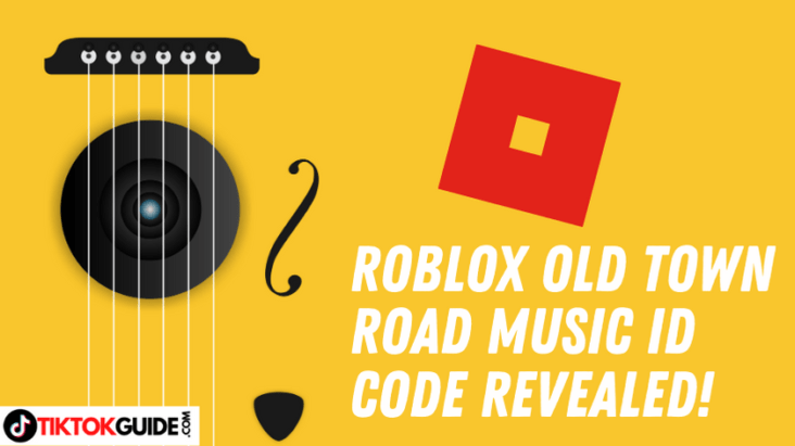 roblox id for old town road-8