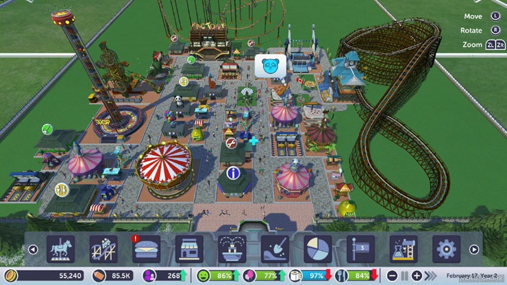 rollercoaster tycoon adventures review-1