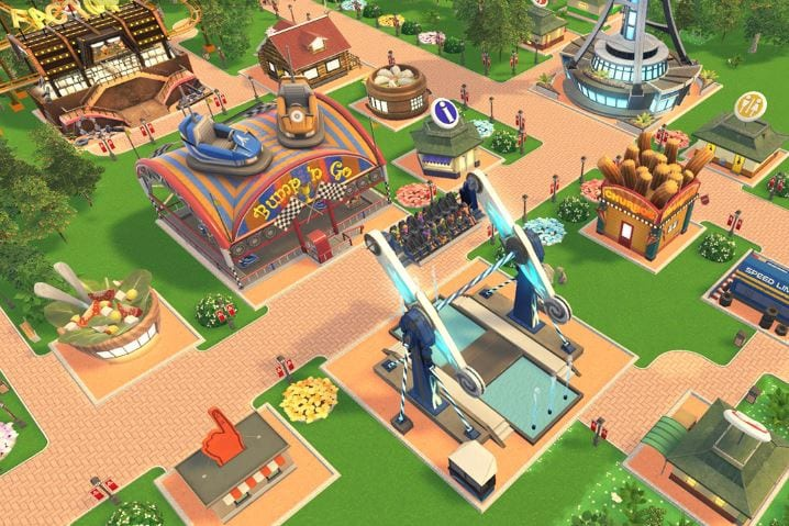 rollercoaster tycoon adventures review-2