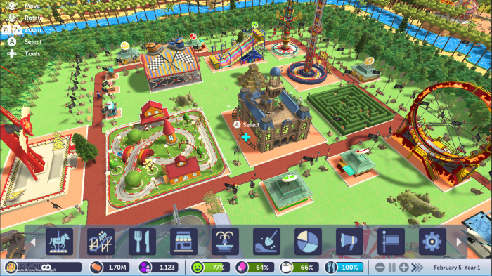 rollercoaster tycoon adventures review-3