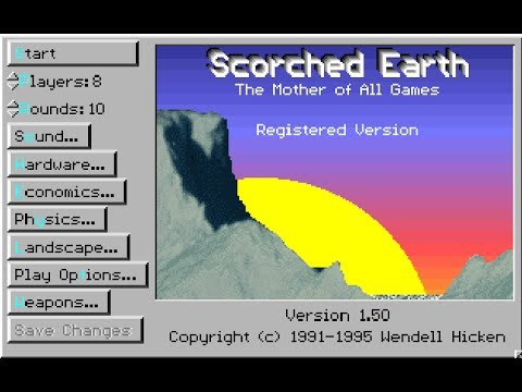 scorched earth (video game)-1