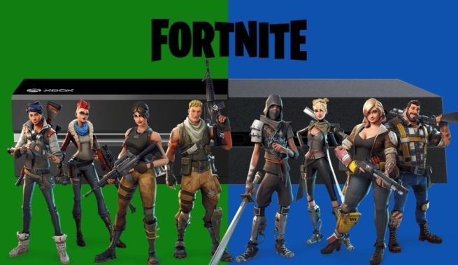 ps4 and xbox fortnite-7