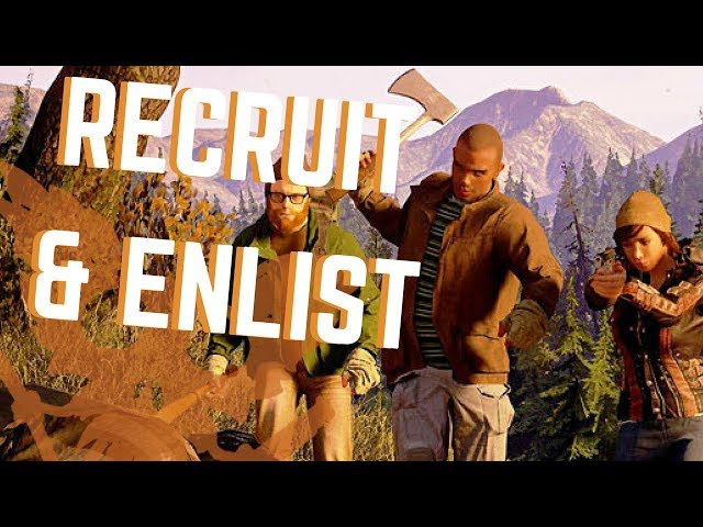 state of decay 2 recruit survivors-6