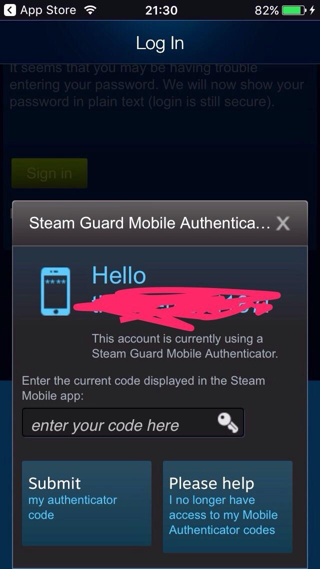 can't sign into steam-6