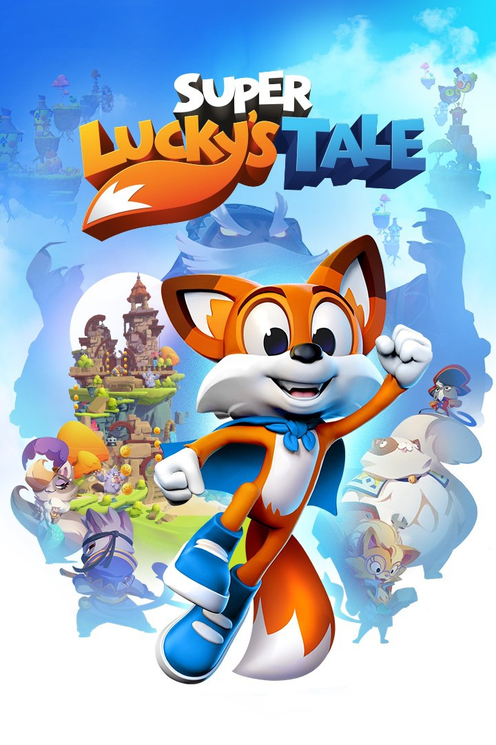 super lucky's tale-0
