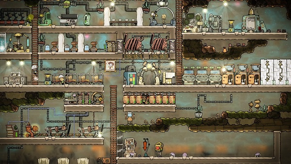 oxygen not included temperature-1