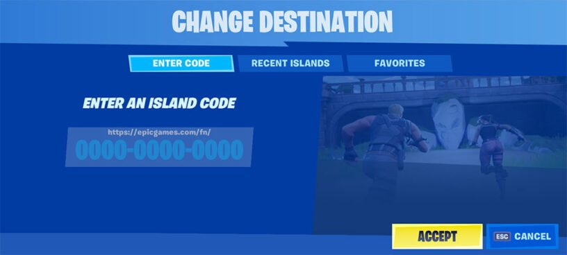 fortnite warm up course-0