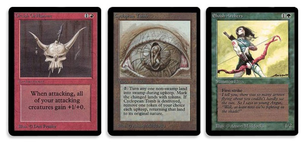 when did magic the gathering come out-1