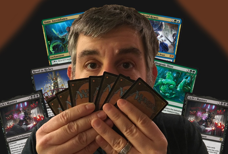 when did magic the gathering come out-4